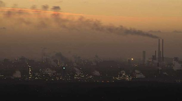 La contaminación atmosférica aumenta el riesgo de aborto