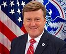 Jamie Johnson estaba encargado de las alianzas vecinales y religiosas dentro del Departamento de Seguridad Nacional de EE.UU.