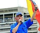 Antonio Ledezma llegó a Colombia tras escapar de su casa en Caracas