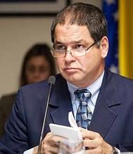 Luis Florido. Diputado