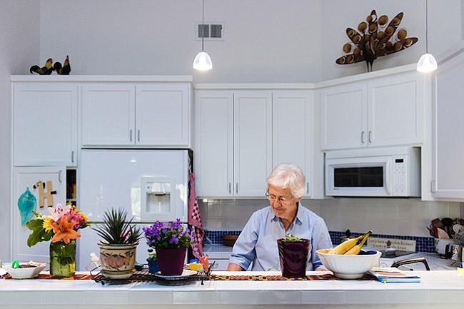 Una tendencia que crece, adultos mayores que viven en comunidad