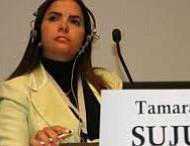 Tamara Suju. Abogada defensora de Derechos Humanos. Directora Ejecutiva de Casla Institute.