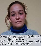Tesla Danessa Ortega Valle, hija de Digna Valle