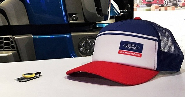 Ford presenta una gorra que evita que te quedes dormido