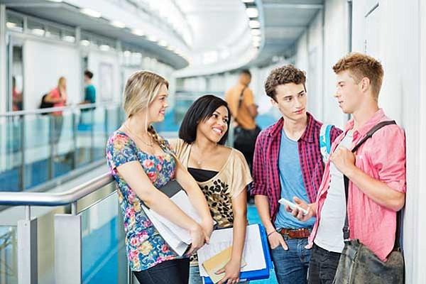 Cada vez llegan menos estudiantes extranjeros