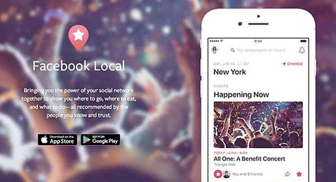 Grandes oportunidades  con el nuevo Facebook Local