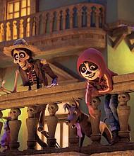 Cuando el chico mexicano Miguel termina en la Tierra de los Muertos, se une a un solitario vagabundo llamado Héctor (Gael García Bernal).
