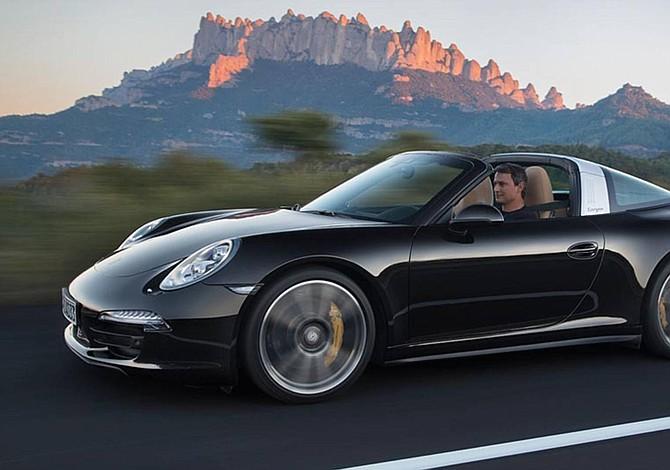 ¿Te imaginas un Porsche 911 cien por cien eléctrico?