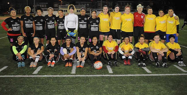 Fútbol femenino con clase y pasión latina