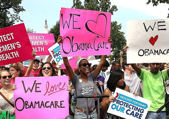 Crece ritmo de afiliación a Obamacare pese a esfuerzos de Trump por revocarlo