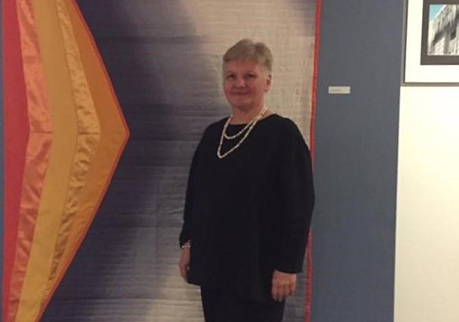 Diana Larisgoitia, una entidad argentina en Filadelfia