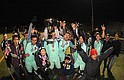 CAMPEONES. Deportivo Petén festeja el campeonato de la Liga de Glen Burnie.