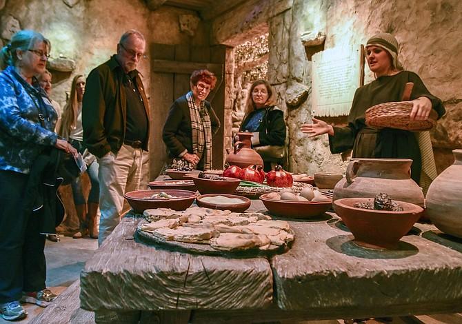 El Museo de La Biblia abrió sus puertas en la capital de la nación