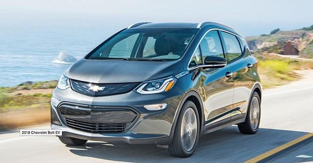 Conducción eficiente y economía caracterizan al nuevo vehículo, el primer auto eléctrico de Chevrolet. Foto-Cortesía.
