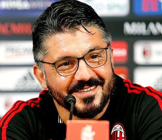 Gennaro Gatusso fue nombrado como nuevo entrenador del AC Milan