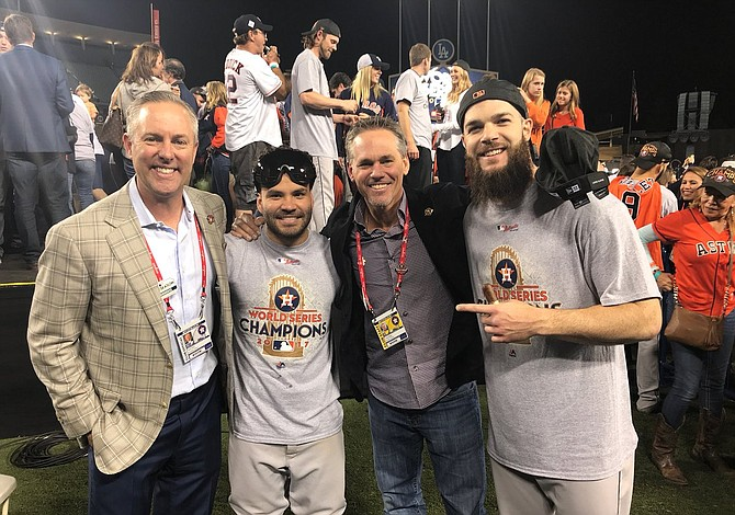 Los Astros de Houston recibieron un bono histórico tras conquistar la Serie Mundial