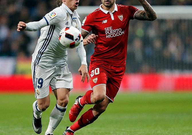 Luka Modric fue acusado de fraude por la Fiscalía de Madrid