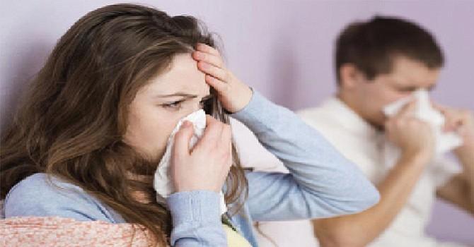 Viajeros enfermos son un factor de riesgo de contagio de gripe, particularmente durante esta temporada. Foto: MD Saude.