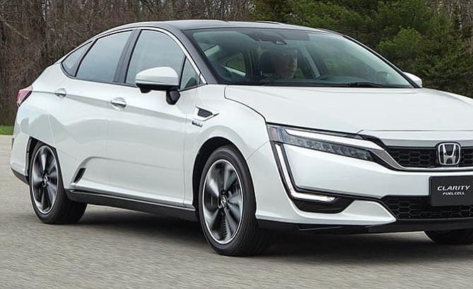 Honda Clarity ganó premio del Coche Verde del Año