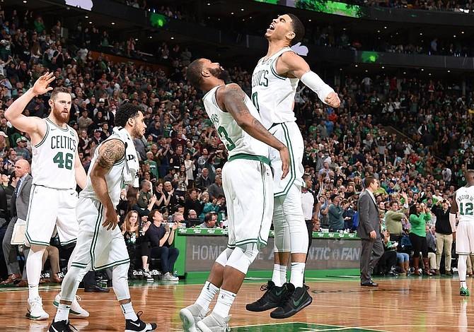 Los Celtics llegaron a 20 victorias tras derrotar a los Suns 116 por 111