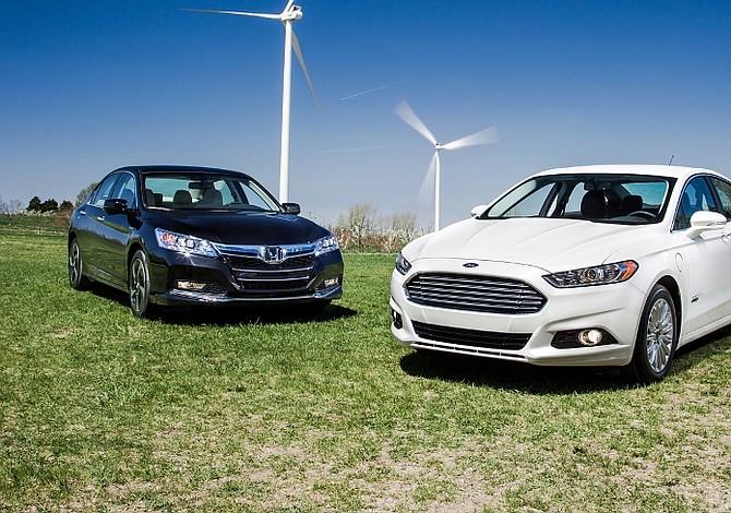 Honda y Ford aumentan sus ventas en EEUU