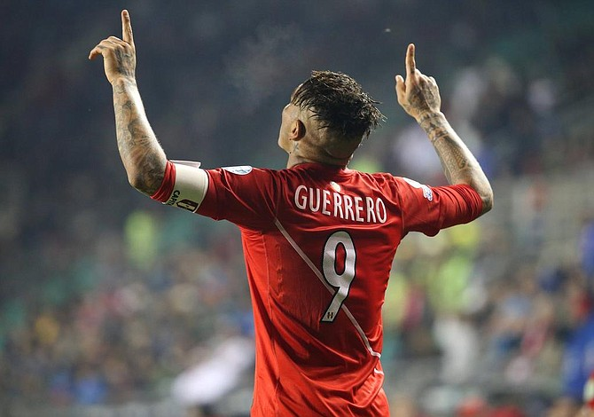 FIFA extendió por 20 días la sanción a Paolo Guerrero por dar positivo en antidoping