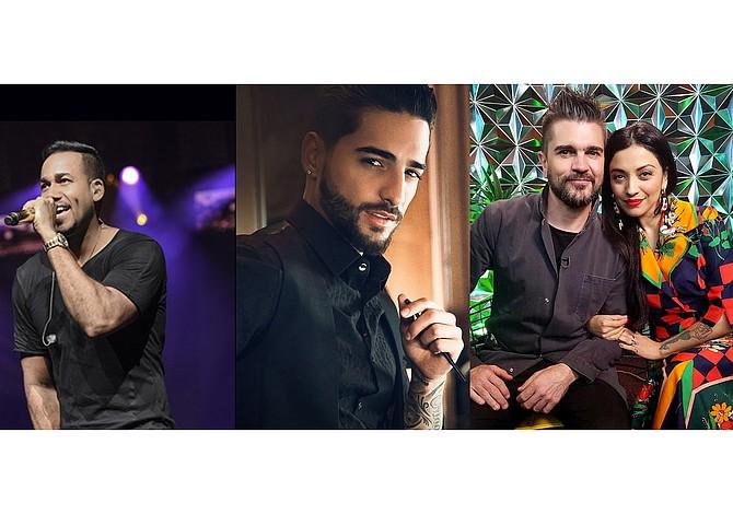 BOSTON: En 2018 vienen Romeo Santos, Maluma y Juanes