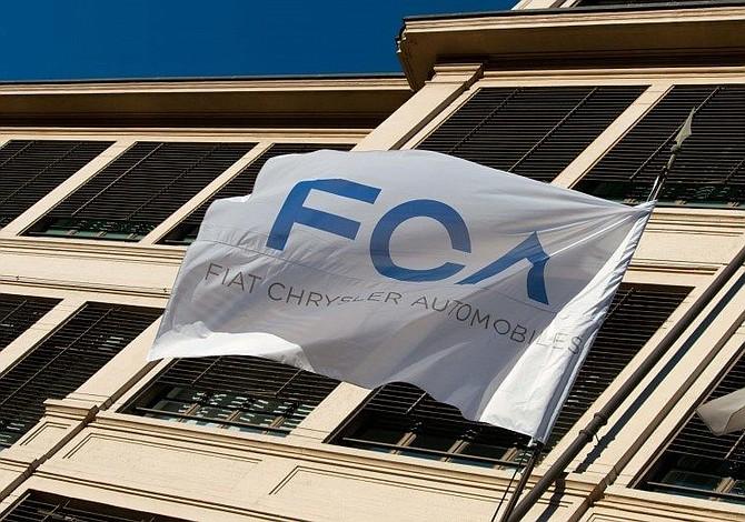 Las ventas en EEUU del grupo Fiat Chrysler caen un 4 %
