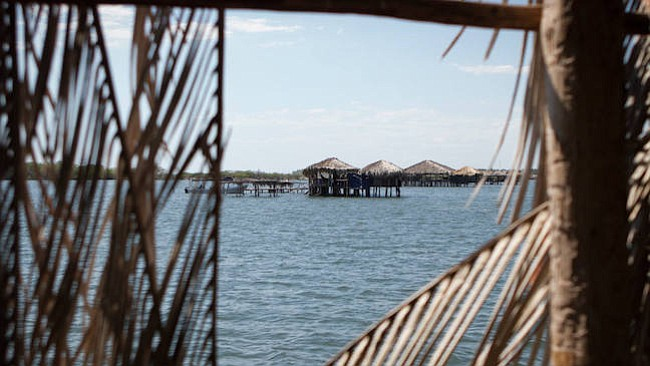 TASAJERA. La isla se encuentra a solo 70 kilómetros desde la capital.