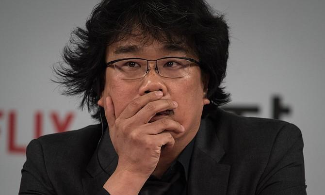El director surcoreanp Bong Joon-ho