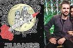 Juanes y la protagonista de la escena alternativa Latina, Mon Laferte. Foto-Cortesía.
