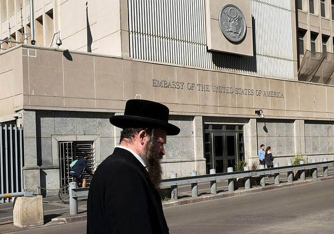 EEUU: El traslado de la embajada a Jerusalén no sucederá de un día para otro