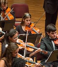 MÚSICA. La Orquesta Juvenil de Washington, DC.