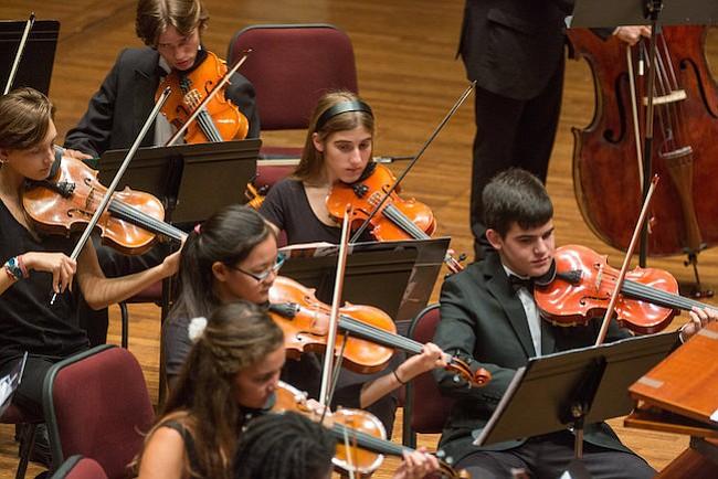 DC: conciertos gratis de la Orquesta Juvenil