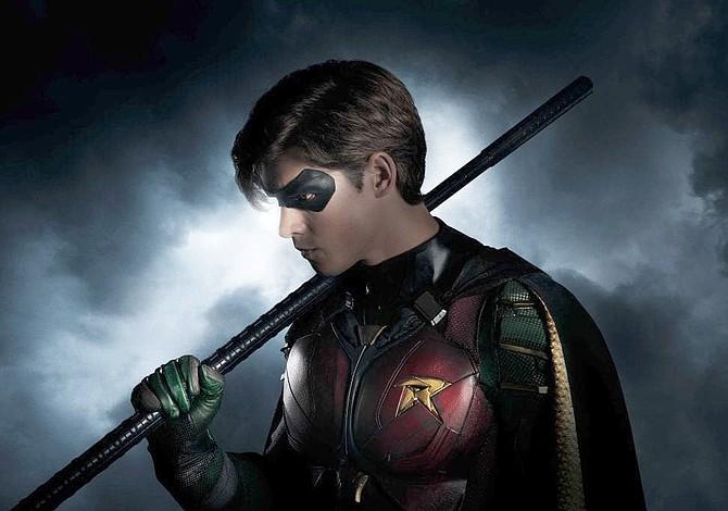 Robin, el héroe que no sabías que estaba por aparecer