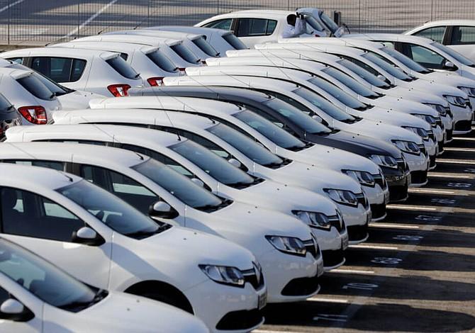 Ventas de vehículos en Brasil subieron el 14,6 %