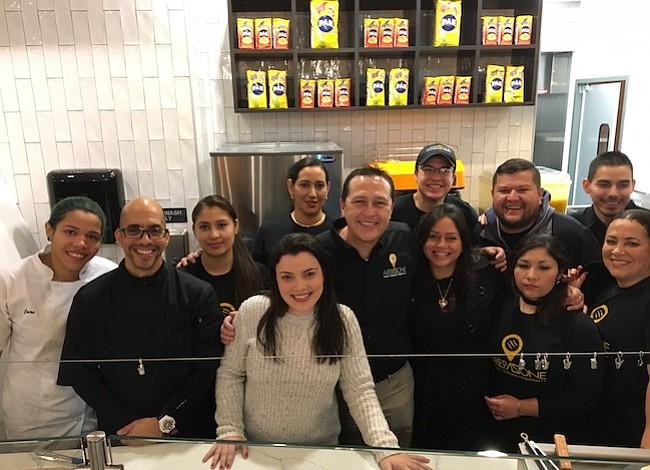 Arepa Zone pone el sabor venezolano en DC