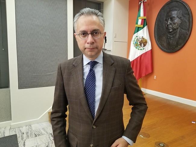 Para Laveaga más vale el aporte monetario a los estudiantes mexicanos, que solo discursos de apoyo