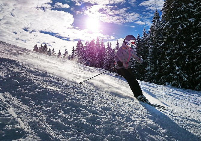 5 lugares para esquiar cerca de Boston