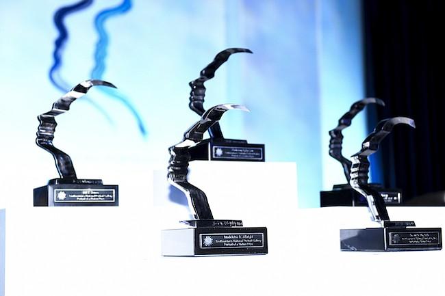 """PREMIOS. Los premios """"Retrato de una Nación"""" que se presentaron en la Gala de la Galería Nacional de Retratos del Smithsonian."""