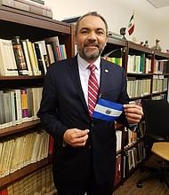 Ruddy Lazo, Cónsul General de El Salvador en Boston