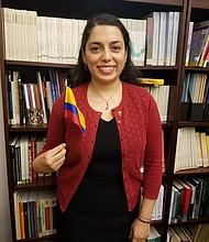 Yida Mora, Cónsul General de Colombia en Boston