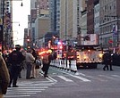 La explosión produjo un alerta en la zona del puerto de Nueva York