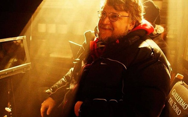 Sindicato de Productores premió a Guillermo del Toro