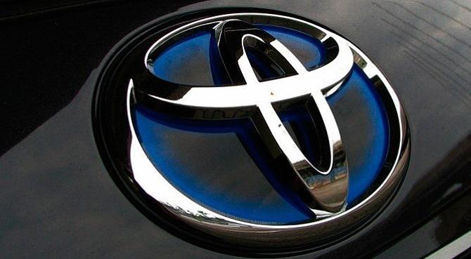 Ventas del grupo Toyota en EEUU aumentaron un 16,8%