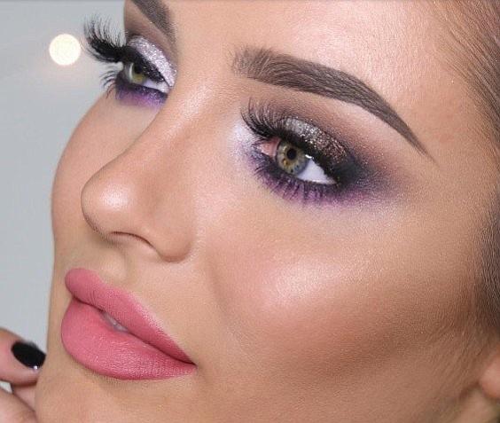 Toques de violeta