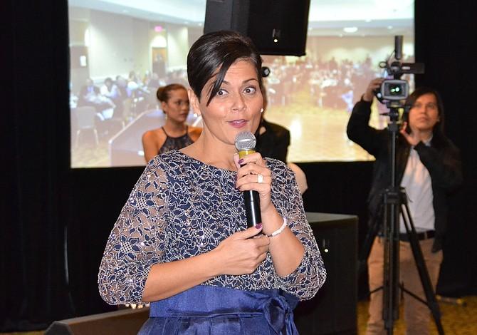 Gala Anual de empresarios salvadoreños