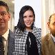 De izq. a der.: Will Hildebrandt WZDC Vicepresidente de Ventas, Janette Luviano WZDC Directora de Noticias, Nestor Alvarenga WZDC Gerente de asuntos Comunitarios