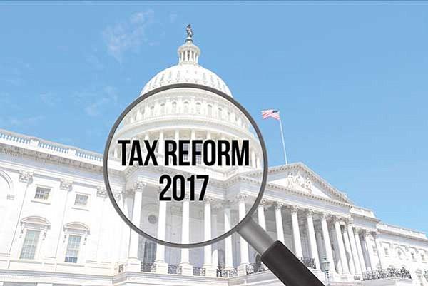 Esperan aprobar la reforma fiscal de Trump antes de Navidad