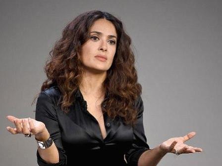 Salma Hayek denunció que Weinstein la acosó y amenazó de muerte